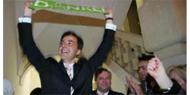 ÖVP bekommt zusätzliches Mandat von SPÖ