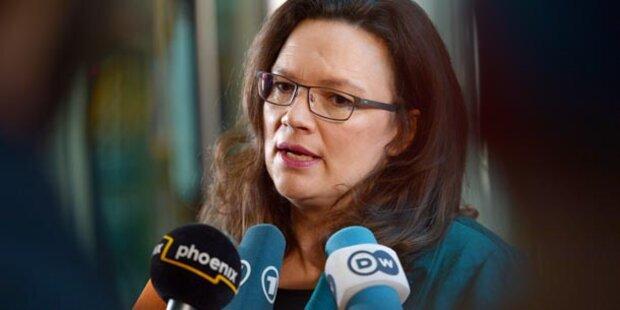 SPD will Linke nicht mehr ausschließen