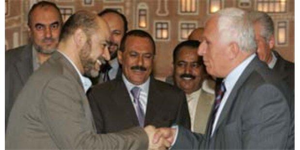 Hamas-Fatah-Dialog gefährdet Friedensverhandlungen