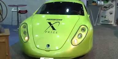 Highlights der Detroit Autoshow