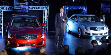 Startschuss für Auto Show in Detroit