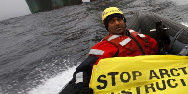 Greenpeace-Generalsekretär festgenommen