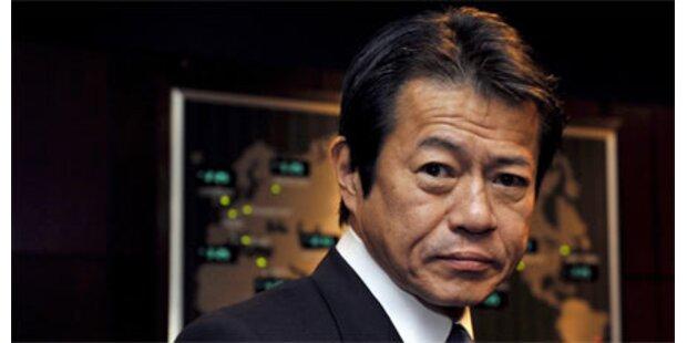 Japans Ex-Finanzminister tot aufgefunden
