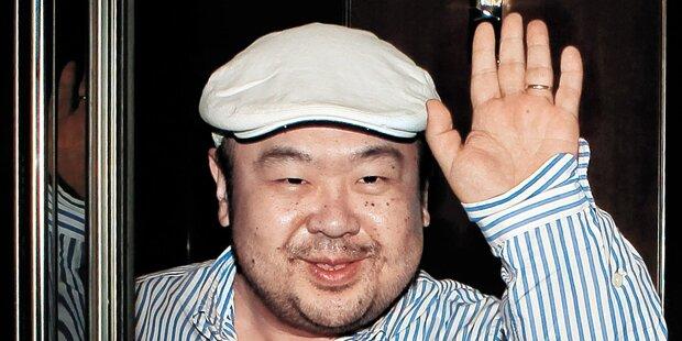 Kim Jong-uns Halbbruder: Es war Mord