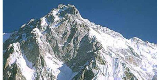 Vermisster Alpinist von Windböe erfasst