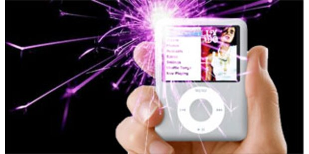 Defekte iPods in Japan aufgetaucht