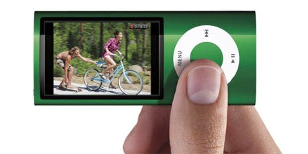 Der neue Apple iPod Nano im Test