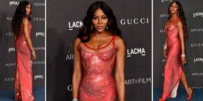 Naomi: DAS ist ihr Schönheitsgeheimnis