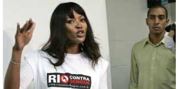 Brasilien will Naomi Campbells Blut nicht