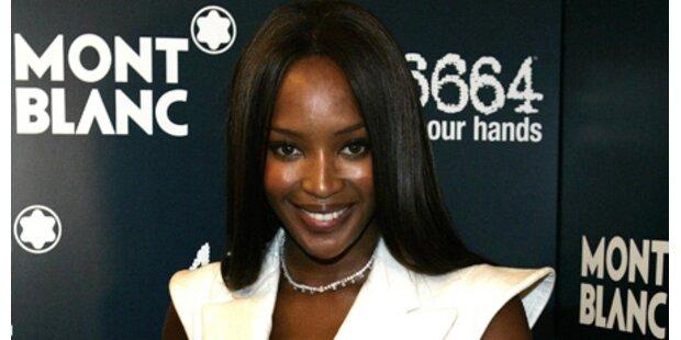 Geht Naomi in Model-Pension?