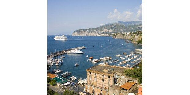 Und Jimmy ging nach Napoli