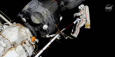 NASA öffnet Raumstation ISS für Touristen