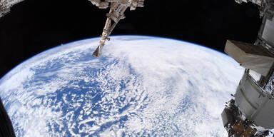 NASA Erde ISS