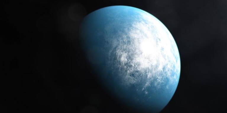 NASA-Satellit entdeckt zweite Erde