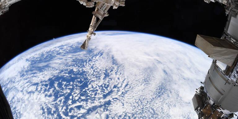 NASA-Foto: So skurril reagieren 'Flat Earther'