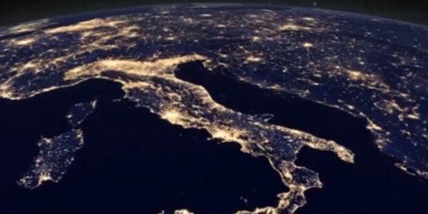 VIDEO: Sehen Sie die Erde wie noch nie