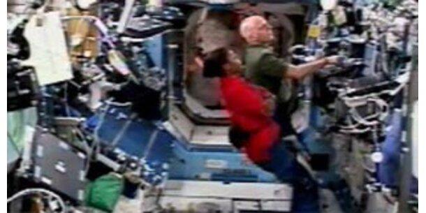 Kosmonauten verzichten auf Sex im All