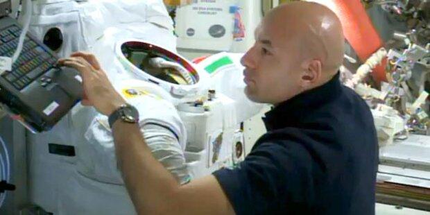NASA testete Düse aus 3D-Drucker
