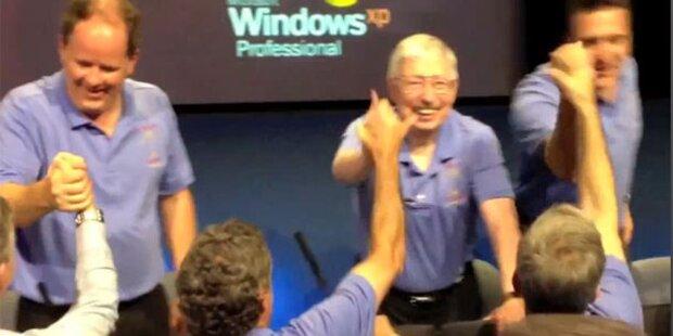 Kurios: NASA setzt auf uralte Windows-Version