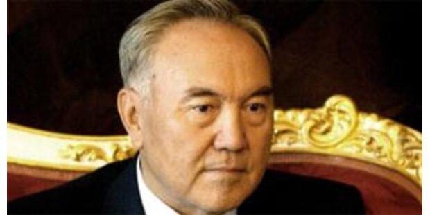 Wahlen in Kasachstan erfüllen Standards nicht
