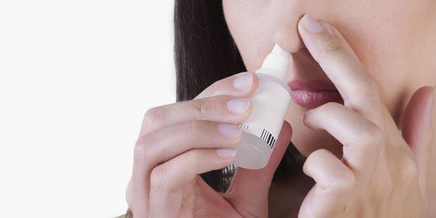 Influenza-Impfung jetzt auch als Nasenspray