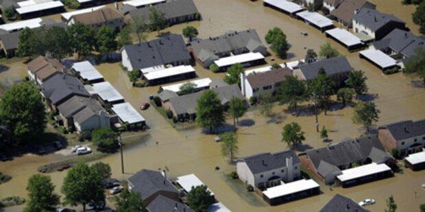Überschwemmungen in den USA - 28 Tote