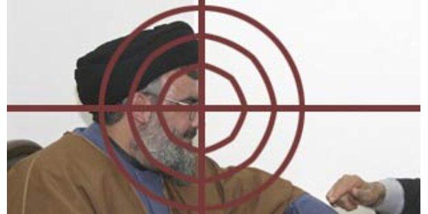 Religionsminister fordert Tötung Nasrallahs