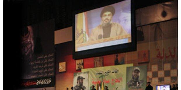 Hisbollah droht Israel mit