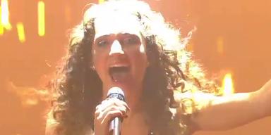 Song Contest: Natália Kelly trifft Konkurrentin