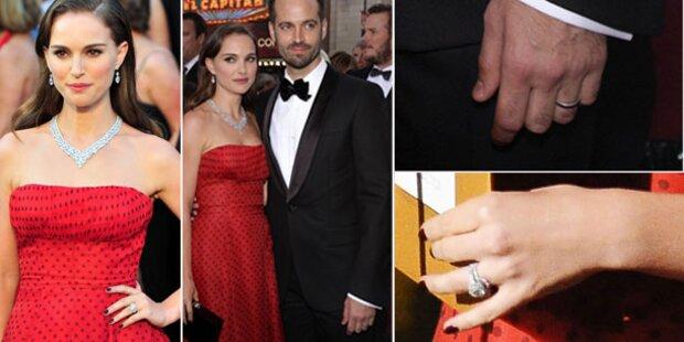 Hat Natalie Portman heimlich geheiratet?