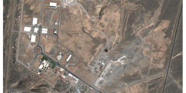 Russen reichern iranisches Uran an