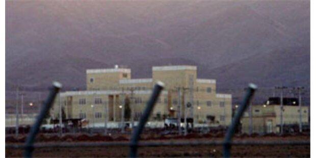 Iran steht kurz vor Bau der Atombombe