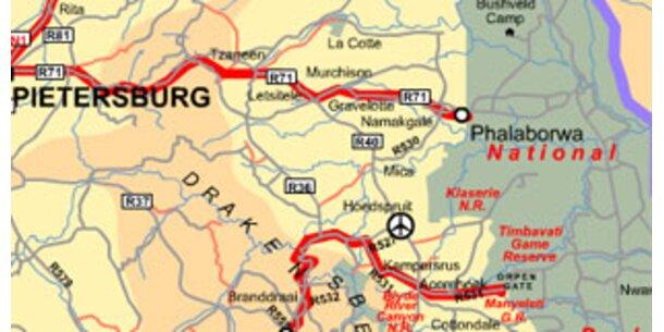 Vier Österreicher nach Unfall in Südafrika tot