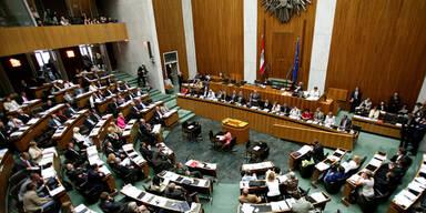 Peinliche Budget-Panne: Formalfehler im Parlament