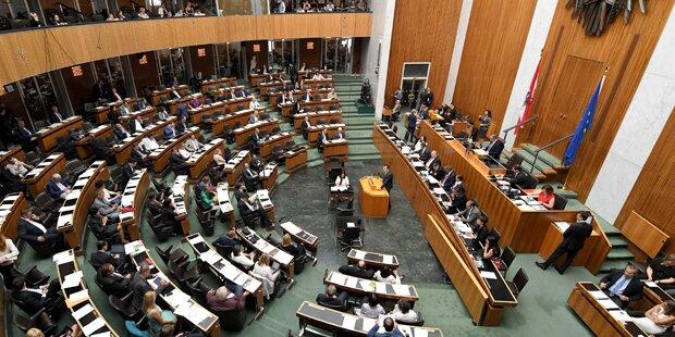 Nationalrat macht Weg für Neuwahl frei