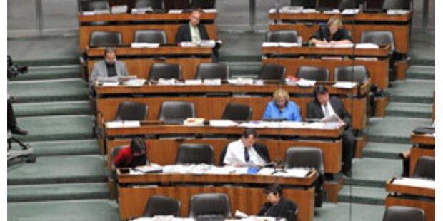 Aufruhr im Parlament nach Kritik von Peter Pilz