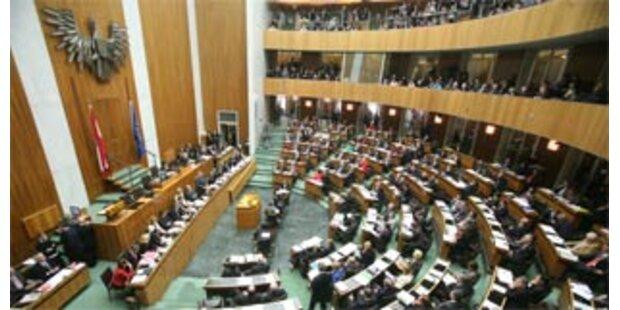 Konjunkturpaket ist erste Aufgabe des Nationalrats