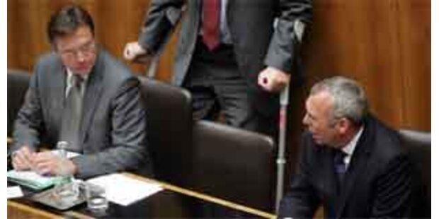 Nationalrat macht Zogajs keine Hoffnung