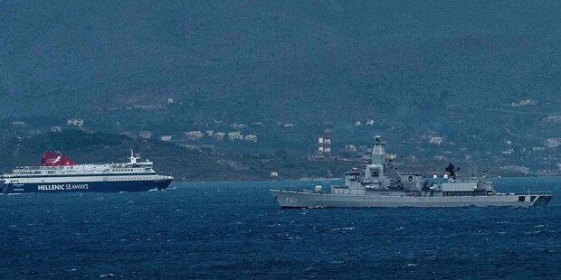 Sofia will NATO-Patrouillen im Schwarzen Meer