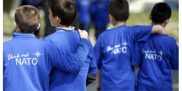 Albanien und Kroatien sind bei der NATO