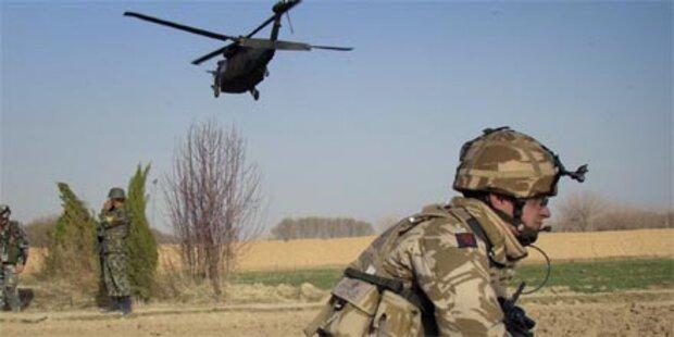 Wieder zwei NATO-Soldaten getötet