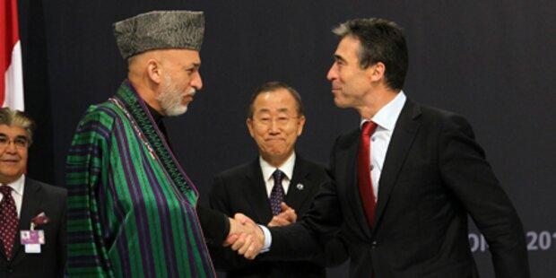 NATO will Afghanistan-Einsatz beenden