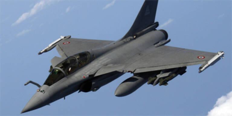 40 NATO-Jets flogen über Österreich