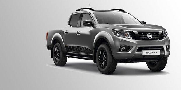 Nissan bringt neues Navara Top-Modell