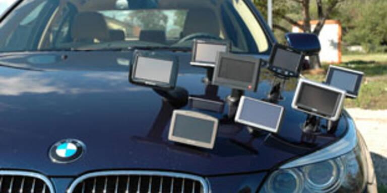 Handy-Navi überraschender Testsieger