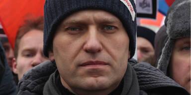 Kremlkritiker Nawalny