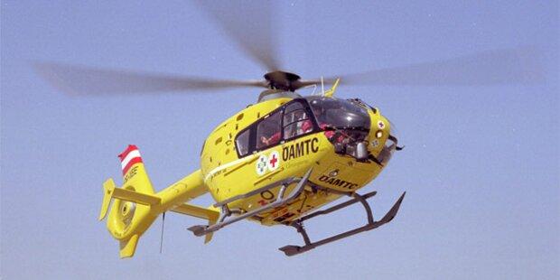Drei Verletzte bei Frontal-Crash