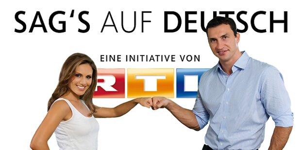 Promis setzen auf Deutschkenntnisse