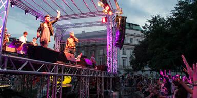 Nazar am Popfest Wien 2014