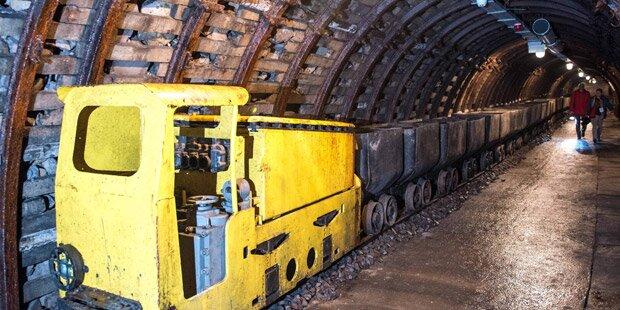 Nach Nazi-Zug nun Tunnel gefunden